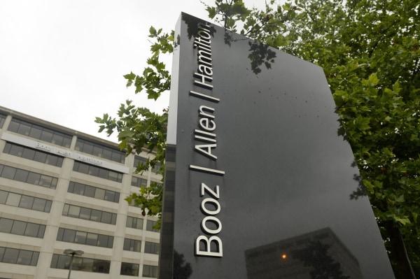 Image: Booz Allen Hamilton headquarters in McLean, Virginia