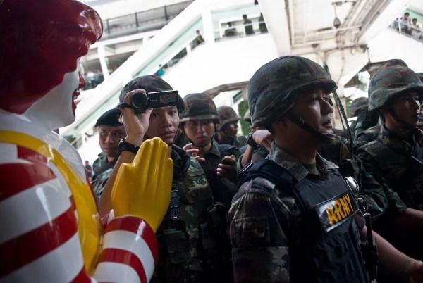 Image: THAILAND-POLITICS