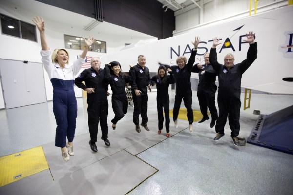 Image: NASTAR Training