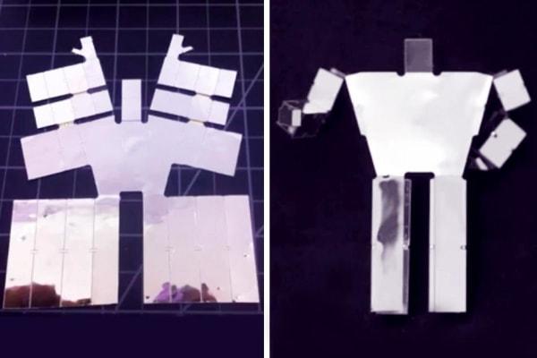 Bake a robot