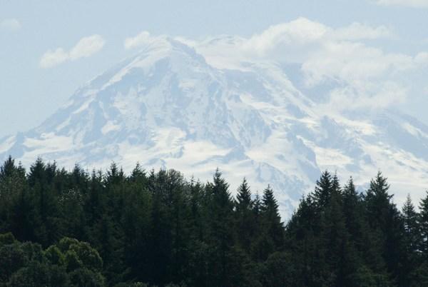 Image: Mount Rainier