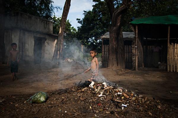 Image: Kachin Refugees Mark 3 Year Anniversary Since War Began