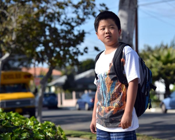 "Image: Fresh Off the Boat"" is based on Chef Eddie Huang's memoir Fresh Off the Boat."