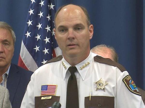 Image: Hennepin County Sheriff Rich Stanek