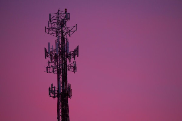 Image: A cellphone tower