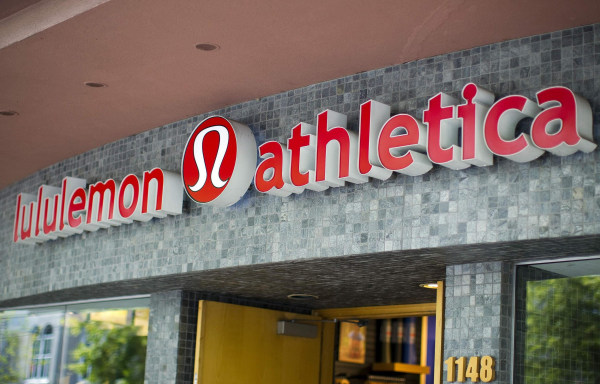 Yoga wear maker Lululemon Athletica slashes it revenue and earnings forecast for the year.