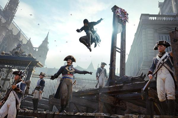 'Assassin's Creed: Unity'