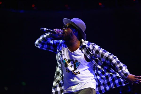 Image: Schoolboy Q on May 17