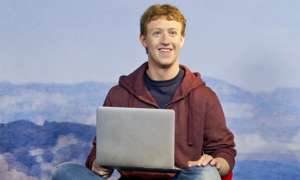 Image: Mark Zuckerberg wax figure