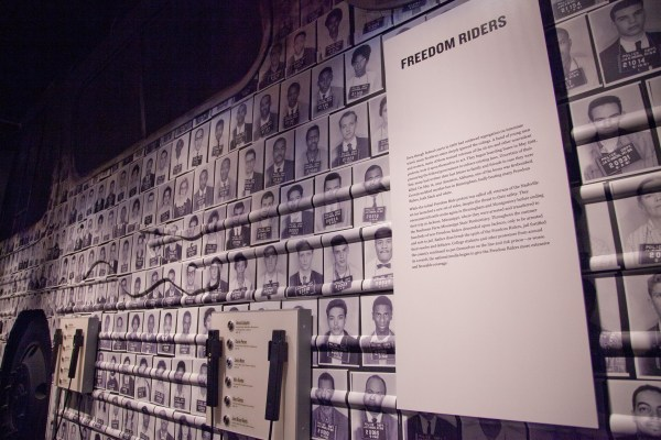 Image: A new civil rights museum officially opened to the public on June 23, 2014 in Atlanta, Ga.