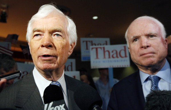 Image: John McCain, Thad Cochran