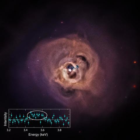 Image: Perseus galaxy cluster