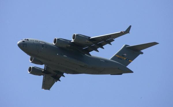 Image: A Boeing C-17 A Globemaster