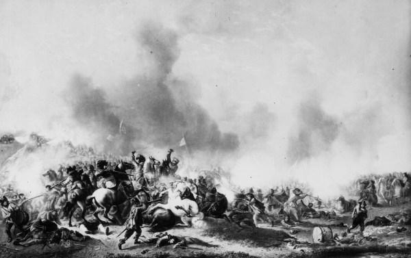 Battle Of Nordlingen
