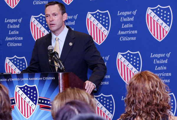 Image: Brent Wilkes, National Executive Director of the League of United Latin American Citizens