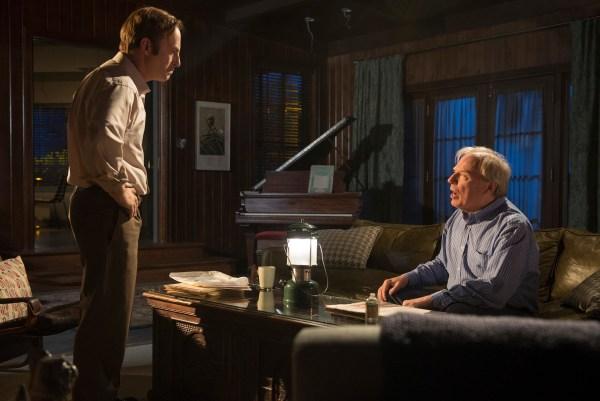 Image: Bob Odenkirk as Saul Goodman, Michael McKean as Chuck in 'Better Call Saul'