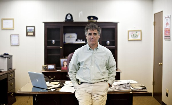 Image: Cook County Sheriff Tom Dart