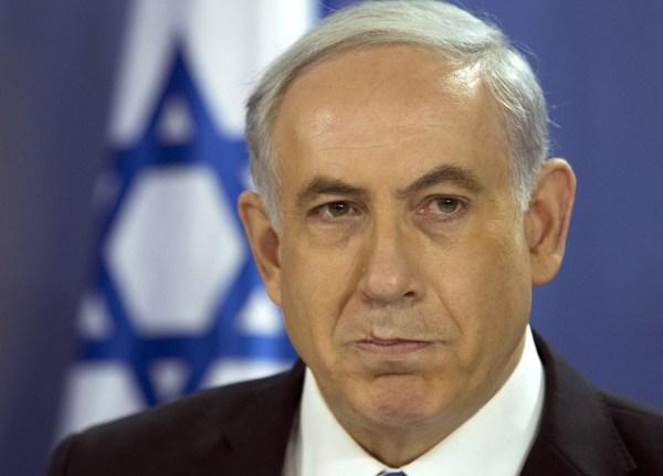 Image: Israeli Prime Minister Benjamin Netanyahu
