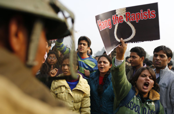 Image: INDIA-COURT-WOMEN-RAPE-FILES