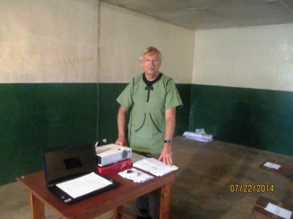 Image: Dennis Kroeger PCV Monrovia, Liberia
