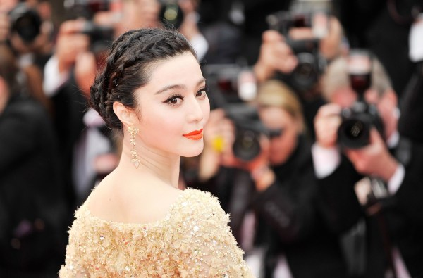 Image: Actress Fan Bingbing