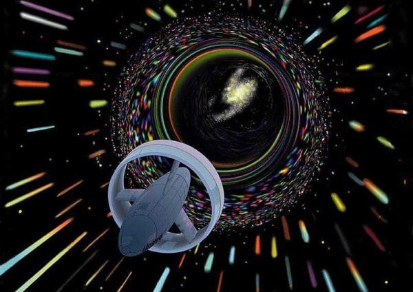 Image: Unconventional propulsion