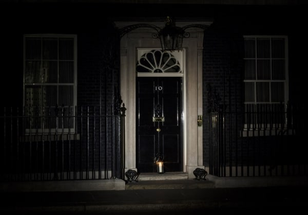 Image: Lights Go Out To Mark World War One Centenary