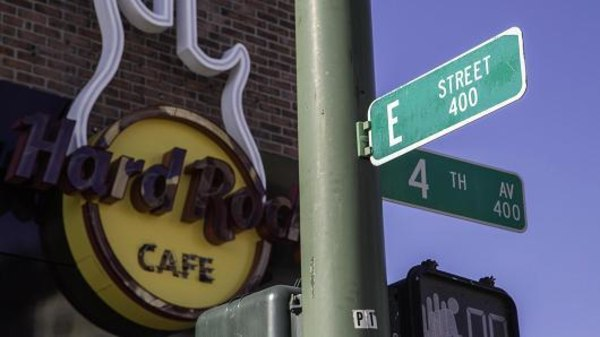 Image: The official grand opening of Hard Rock Cafe Anchorage is set for Sept. 19.