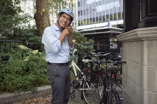 Image: New York City Council member Carlos Menchaca