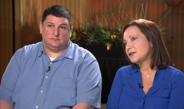Image: Kyle Gilrain and Carol Savage say they were fired from the National Deaf Academy after reporting alleged instances of abuse and neglect.