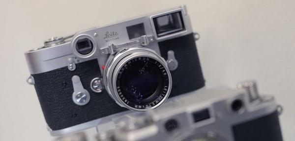 Image: Leica M3 Camera