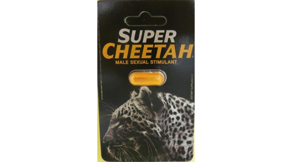 Super Cheetah Male Enhancement