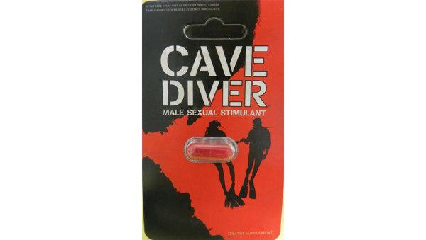 Cave Diver Male Enhancement