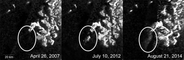 Image: Titan views