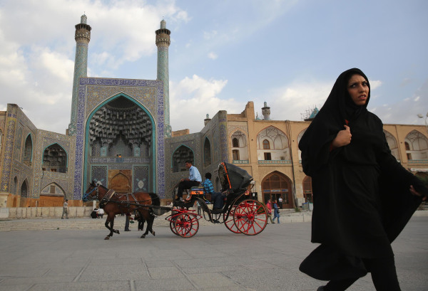 Image: Isfahan, Iran