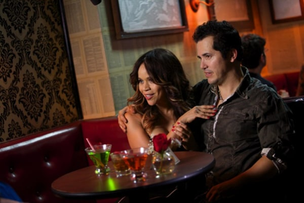 Image: John Leguizamo and Rosie Perez in Fugly!