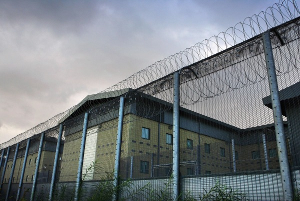 The Harmondsworth Detention Center