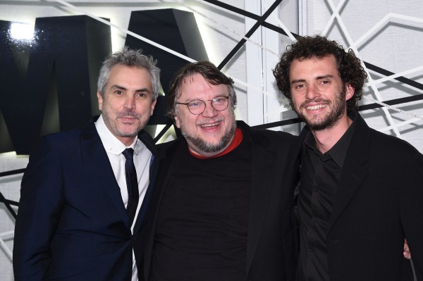 Image: The Museum of Modern Art's 2014 Film Benefit Honoring Alfonso Cuaron - Arrivals