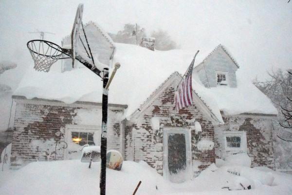 Image: Buffalo snowstorm