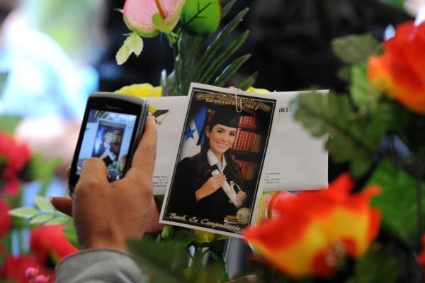 Image: HONDURAS-CRIME-MISS HONDURAS