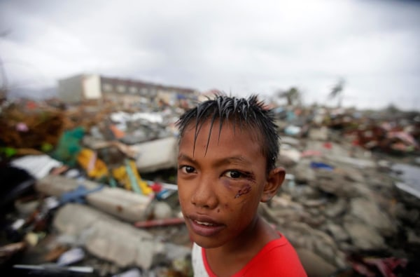 Image: Typhoon Haiyan aftermath in the Philippines