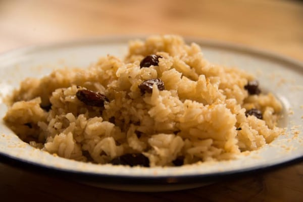 Image: Arroz Con Coco (Rice and Coconut)
