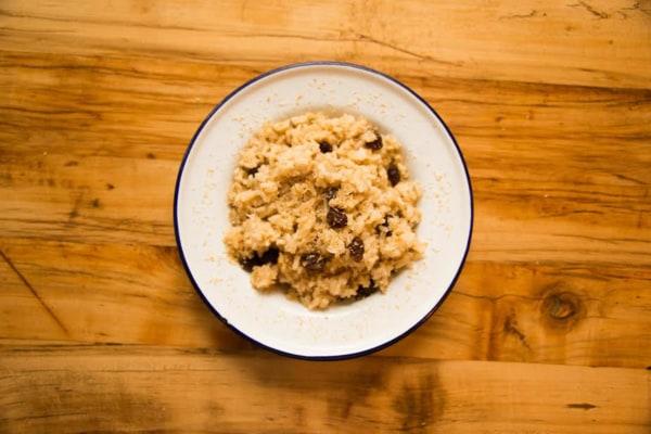 Image: Arroz Con Coco (Rice and Coconut)