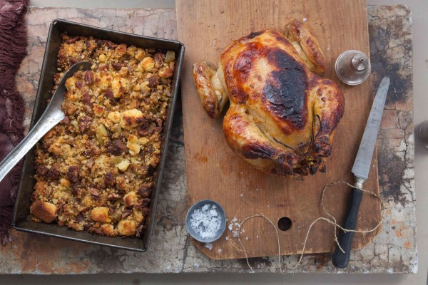 Image: Chef Pati Jinich's Mexican turkey