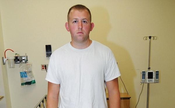 Image: FILE: Ferguson Police Officer Darren Wilson Resigns Evidence Released In Ferguson Case