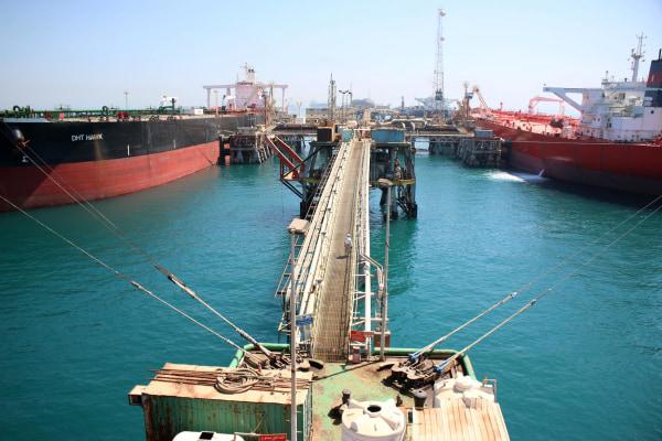 Image: Iraqi Oil Port
