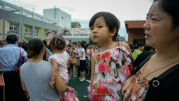 """The 2008 earthquake had devastating effects on families who lost their one child, says """"One Child"""" documentary director Zijian Mu."""