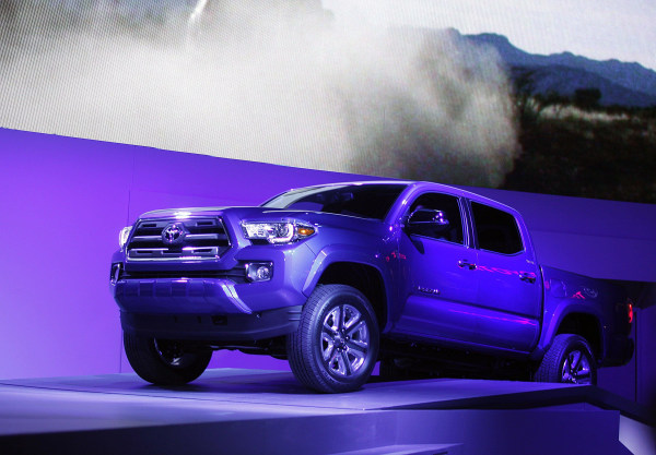 Image: Detroit Hosts Annual North American International Auto Show