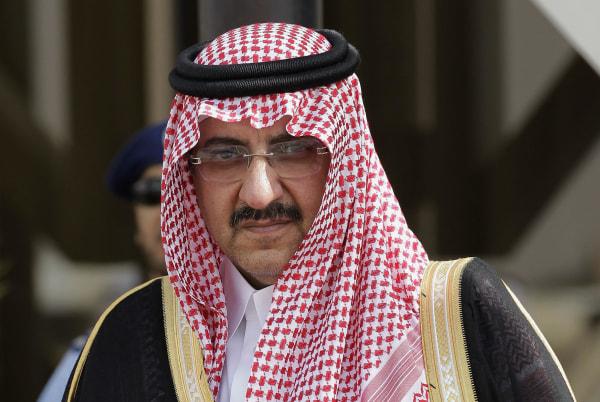 Image: Mohammed bin Nayef