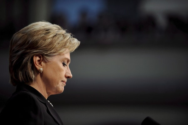 Image: Hillary Clinton suspends presidential campaign